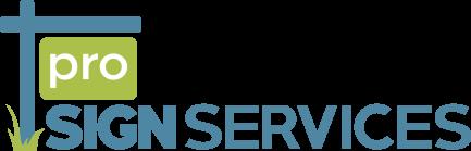 Pro Sign Services Logo